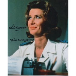 Lois Maxwell James Bond genuine authentic signed autograph photo 2