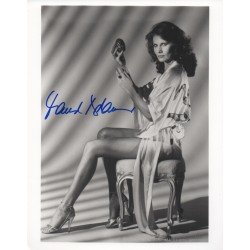 Maud Adams James Bond genuine authentic autograph signed display