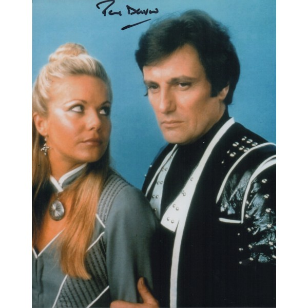 Paul Darrow Blakes 7 genuine signed authentic signature photo 3