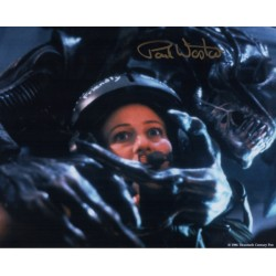 Paul Weston Alien genuine authentic signed autograph photo