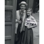 Sophie Aldred Doctor Who genuine signed authentic signature photo