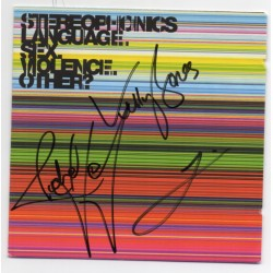 Stereophonics Kelly Jones music signed genuine signature autograph CD COA