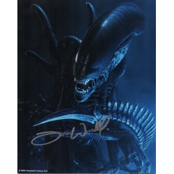 Tom Woodruff Alien genuine signed authentic signature photo