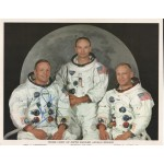 Neil Armstrong Apollo 11 space genuine authentic autograph signed litho.