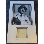 Peter Sellers genuine authentic signed autograph photo display