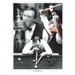 Snooker Dennis Taylor authentic signed photoM574