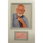 Roger Whittaker authentic signed autograph display OB213