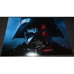 Dave Prowse Darth Vader Star Wars LARGE signed genuine signature photo 11