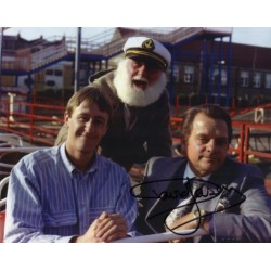 David Jason Fools and Horses genuine signed authentic signature photo