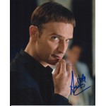 Anatole Taubman James Bond genuine authentic signed autograph photo 3
