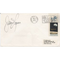 Apollo 13 James Lovell Gemini genuine authentic autograph signed FDC