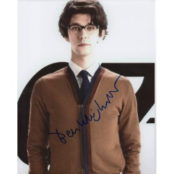 Ben Wishaw James Bond genuine authentic signed autograph photo 4