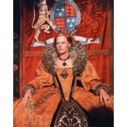 Glenda Jackson genuine authentic autograph signed photo.