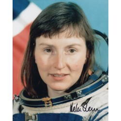 Helen Sharman space genuine authentic autograph signed photo. RD
