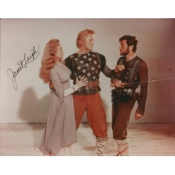 Janet Leigh genuine authentic autograph signed photo. RD