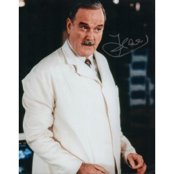 John Cleese James Bond genuine authentic signed autograph photo
