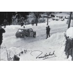 Paddy Hopkirk Mini Rally genuine authentic signed autograph photo 4