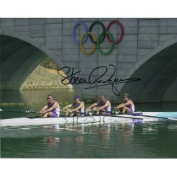 Steve Redgrave Olympics  genuine authentic signed autograph photo 3