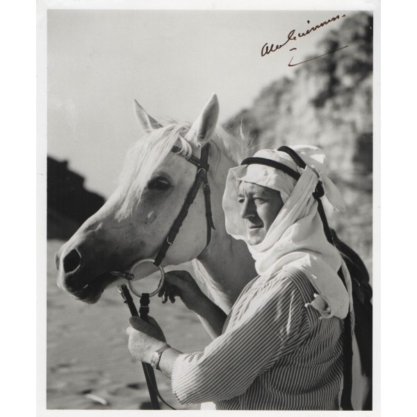 Alec Guinness genuine authentic signed autograph photo 2