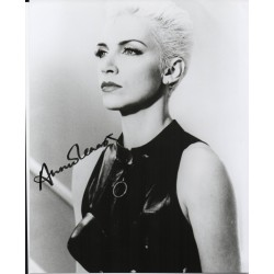 Annie Lennox Eurythmics  genuine authentic signed autograph photo