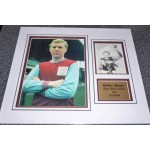 Bobby Moore West Ham England genuine authentic signed autograph photo