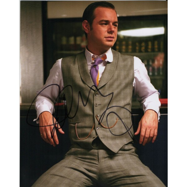 Danny Dyer genuine authentic signed autograph photo 2
