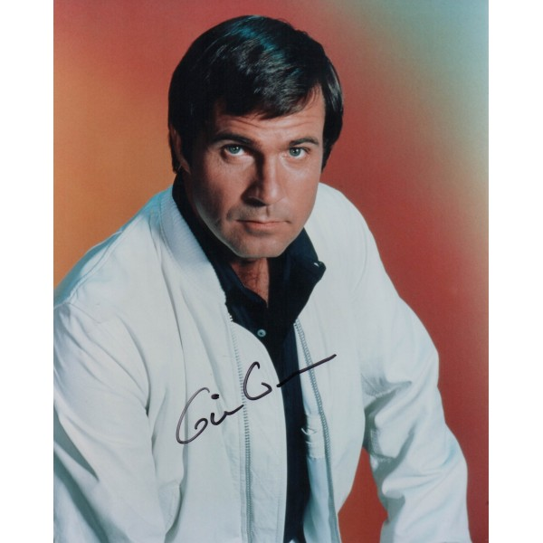 Gil Gerard signed genuine authentic autograph Buck Rogers photo.
