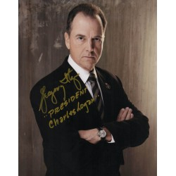 Gregory Itzin 24 authentic signed autograph photo