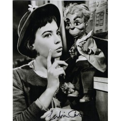Leslie Caron genuine authentic signed autograph photo 2