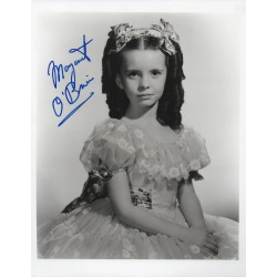 Margaret O'brien genuine authentic signed autograph photo 2