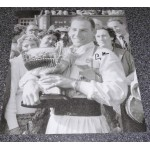 Stirling Moss F1 genuine authentic autograph signed image 2