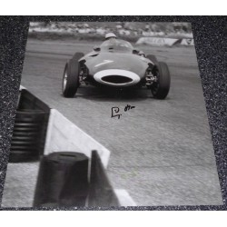 Stirling Moss F1 genuine authentic autograph signed image 3