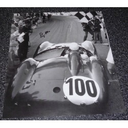 Stirling Moss F1 genuine authentic autograph signed image 4