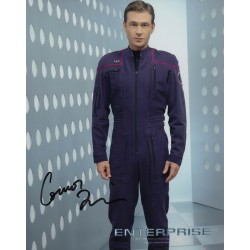 Connor Trinneer Star Trek Enterprise genuine authentic autograph signed photo