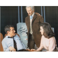 Doctor Who Bernard Cribbins genuine authentic autograph signed photo