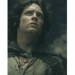 Elijah Wood Lord Rings genuine authentic autograph signed photo