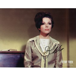 Joan Collins Star Trek genuine authentic autograph signed photo