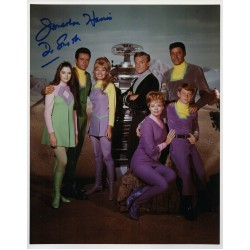 Jonathan Harris Lost in Space genuine authentic autograph signed photo