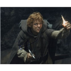Lord of the Rings Sean Astin genuine signed authentic autograph photo 7