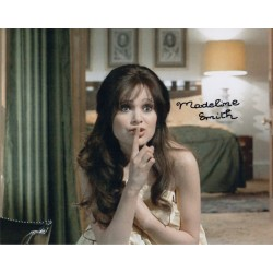 Madeline Smith James Bond genuine authentic autograph signed photo 4