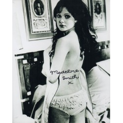 Madeline Smith James Bond genuine authentic autograph signed photo 5
