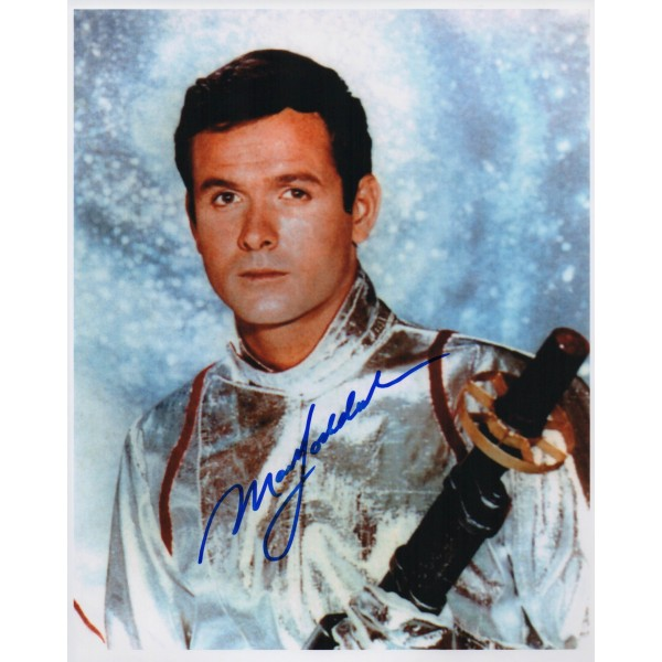 Mark Goddard Lost in Space genuine authentic autograph signed photo 2
