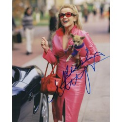 Reece Witherspoon Legally Blonde genuine authentic autograph signed photo