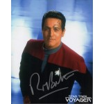 Robert Beltran Star Trek Voyager genuine authentic autograph signed photo