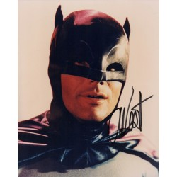 Adam West Batman genuine signed authentic autograph photo