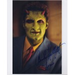 Andy Hallet Angel genuine signed authentic autograph photo