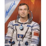 Cosmonaut Valery Polyakov genuine signed autograph photo 2