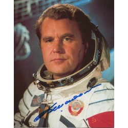 Cosmonaut Vladimir Shatalov genuine signed authentic autograph photo