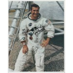 Dick Gordon Apollo 12 genuine signed autograph signed photo 2