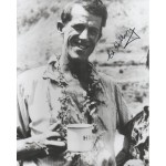 Edmund Hillary Everest genuine signed authentic autograph photo 4